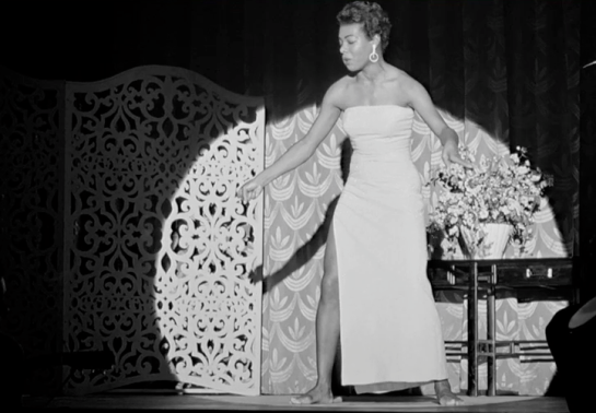 "Maya Angelou, ""Calypso Heat Wave"" Columbia Pictures, 1957"