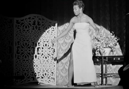 "Maya Angelou, ""Calypso Heat Wave"" Columbia Pictures, 1957"