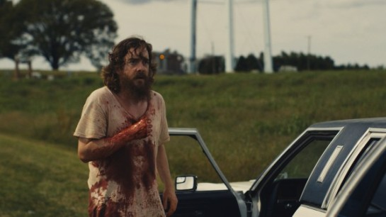 "Macon Blair as Dwight.  ""Blue Ruin"" Radius/TWC 2013."