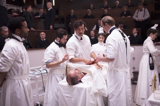 THE KNICK - Season 1 - 2014 - Photo Credit: Mary Cybulski/Cinemax