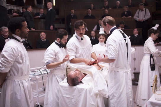 THE KNICK - Season 1 - 2014 - Photo Credit: Mary Cybulski/Cinemax