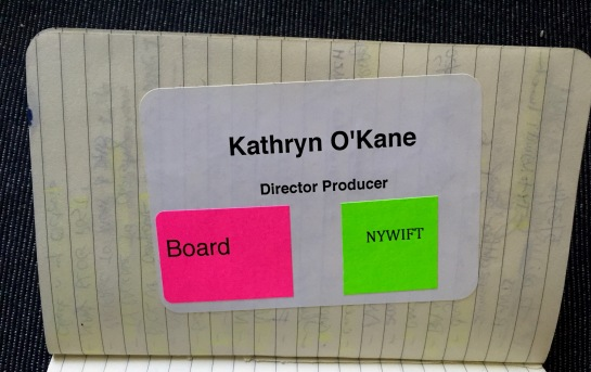 NYWIFT nametag