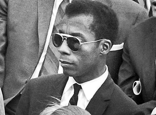 James Baldwin, Associated Press.