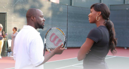 """Iconoclasts"" featuring Wyclef Jean & Venus Williams, The Sundance Channel"